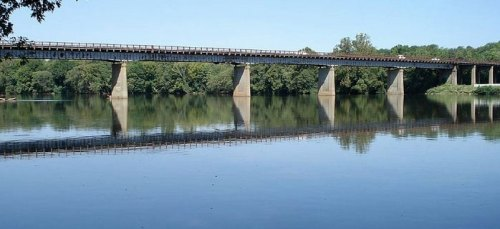 Huguenot Bridge will be completely replaced by 2013