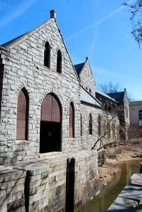 The Pump House has been undergoing renovations for the past decade