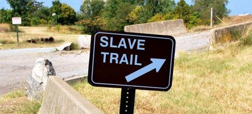 Walk the Richmond Slave Trail