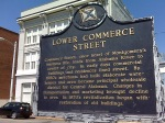 There used to be a big shopping district centered around Commerce Street in Montgomery